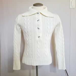 EUC Urban Heritage Cable Knit Sweater